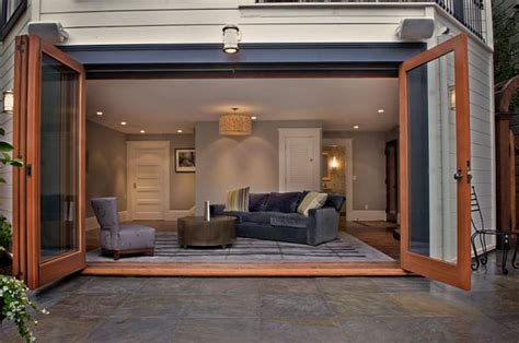 Cost To Enclose A Garage by How To Make The Inside Outside Transition