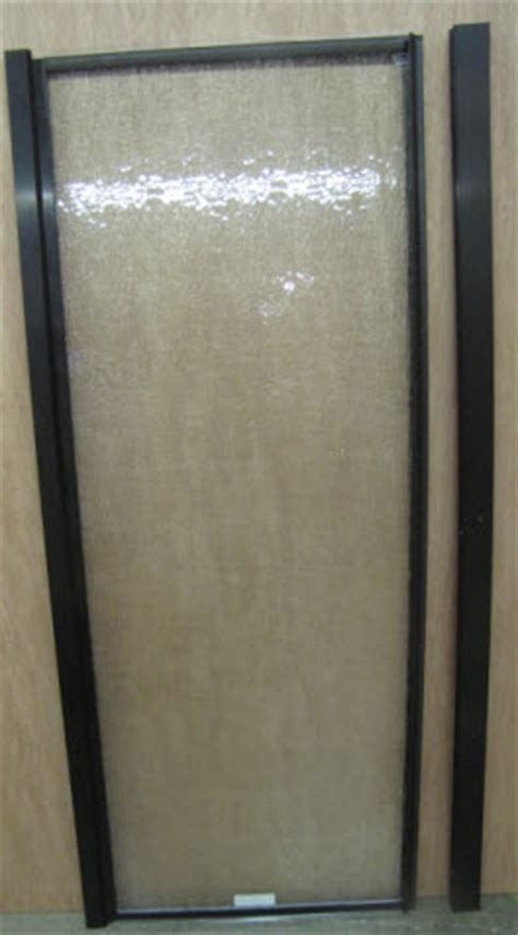 Rv Glass Shower Door Niagara Shower Door Parts Trekwood Rv Parts Sprinter