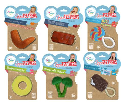 Appeteether Chompin Chicken Wing review giveaway toader appeteethers six time