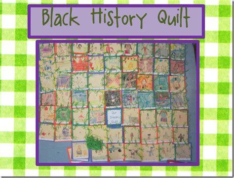 Black History Quilts by Kindergals Megan S Black History Week Quilt