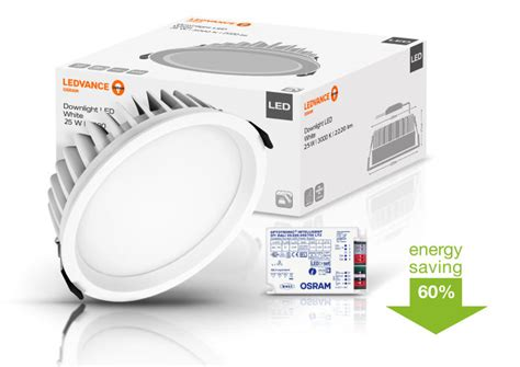 Lu Downlight Osram Led Downlights