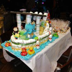 how to make a boat shaped diaper cake boat diaper cake on pinterest