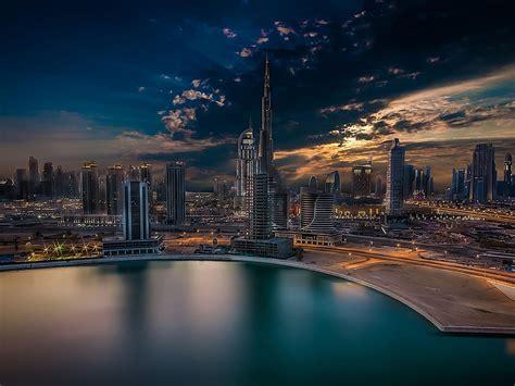 city dubai arabic dream burj khalifa united arab emirates
