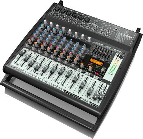 Daftar Mixer Behringer 12 Channel behringer pmp500 500 watt 12 channel powered mixer with