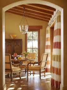 warm and inviting dining room beautiful homes design