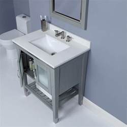 Sink Vanity For Small Bathroom Small Bathroom Vanities Traditional Los Angeles By