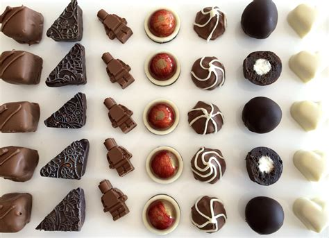 Handmade Chocolates Recipes - howtocookthat cakes dessert chocolate 10 more