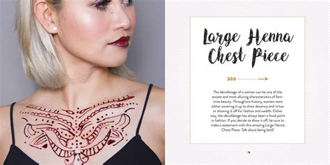 henna tattoo book diy temporary book by k l cao official