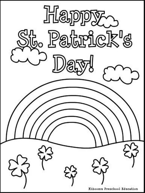 free st s day coloring pages st s day coloring pages free printable st