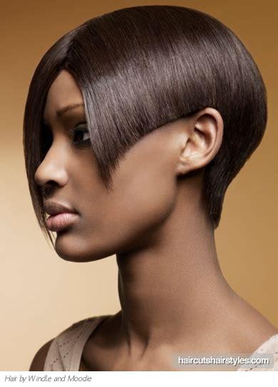 asymmetrical haircuts black hair short asymmetrical bob hair style
