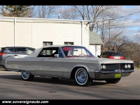 1968 chrysler newport convertible 1968 chrysler newport for sale classic car ad from