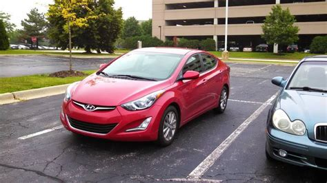 hyundai elantra mpg 2014 2014 hyundai elantra pricing options and specifications