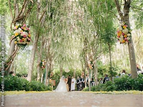 simple wedding locations in southern california 9 best images of southern california botanical garden weddings st regis monarch
