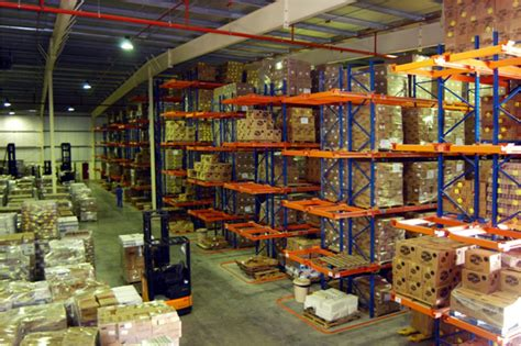 Vna Pallet Racking System by Multi Tier Racking System Archives Snr International