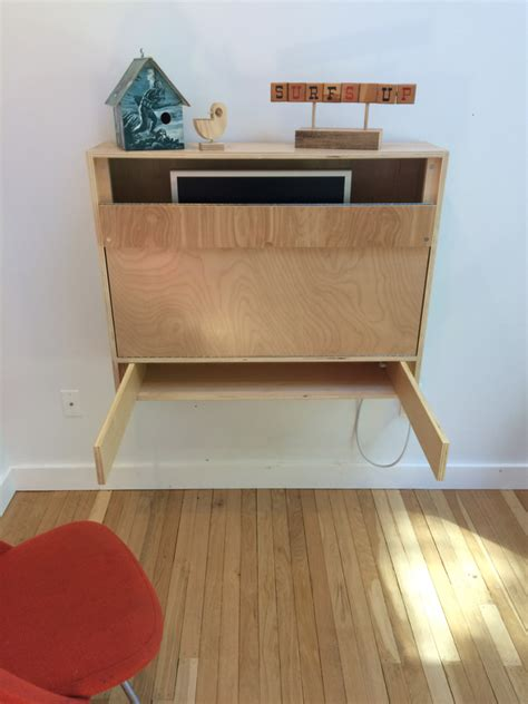 fold desk with storage joinery storage workspace custom wood folding desk with