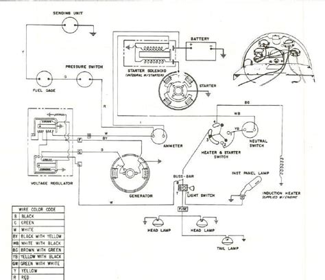 massey ferguson 35 wiring diagram efcaviation