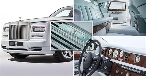 Rolls Royce Mba Internship by Rolls Royce S Ultra Luxurious 163 1m Serenity Limousine Has