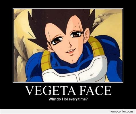 Vegeta Memes - vegeta face by ben meme center