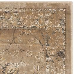 Vintage Area Rugs Safavieh Vintage Taupe Area Rug Reviews Wayfair