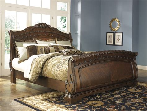 ashley furniture north shore bedroom set price north shore bedroom b553 s dark brown by ashley furniture