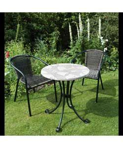 Argos Bistro Table Buy Europa Leisure Romano Bistro Set At Argos Co Uk Your Shop For Garden Table And