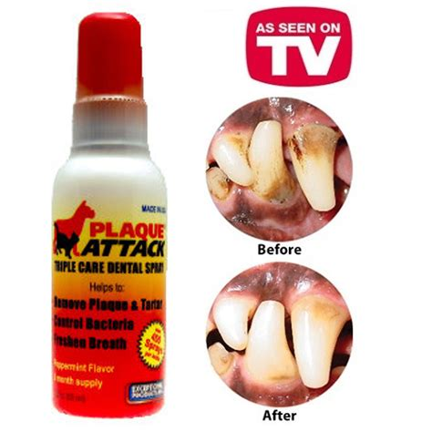 dental spray for dogs plaque attack spray cat bad breath teeth up to 6 month supply as seen on tv new