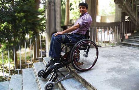 sedia per disabili per salire scale vardaan la sedia a rotelle per salire e scendere una