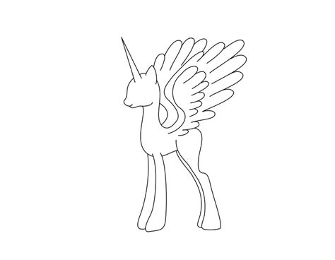 my little pony coloring pages outline coloring pages