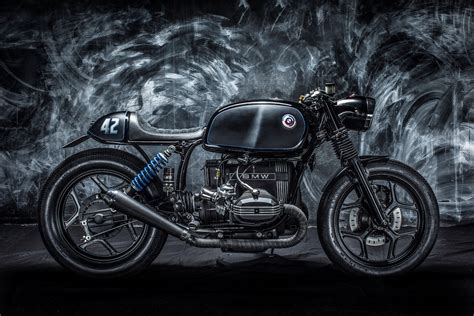 bmw motorcycle cafe racer bmw r65 caf 233 racer rocketgarage cafe racer magazine