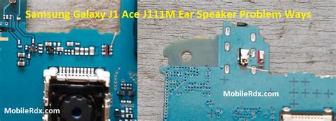samsung galaxy  ace jm ear speaker problem ways