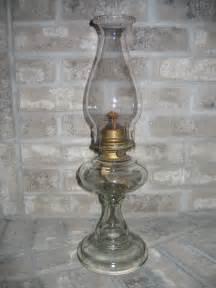 Glass Kerosene For Sale Antique Vintage Kerosene Glass L Lighting Item 906