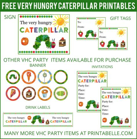 hungry caterpillar templates free free hungry caterpillar printables extras