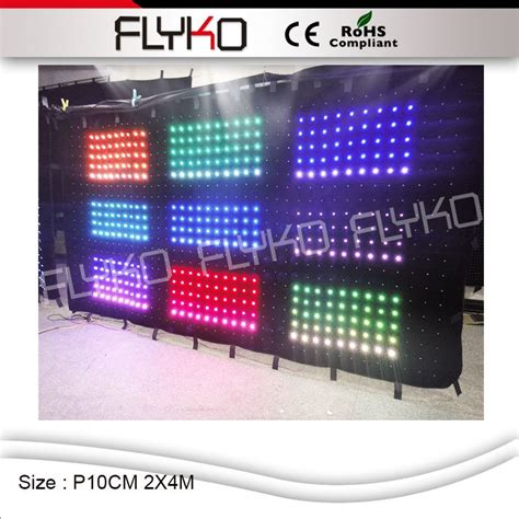 flexible led curtain price compare prices on flexible led curtain online shopping
