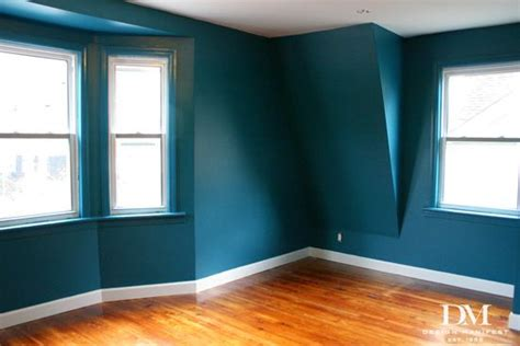 benjamin naples blue interior paint