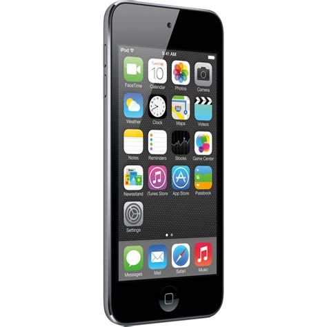 apple ipod apple 32gb ipod touch space gray 5th generation me978ll a