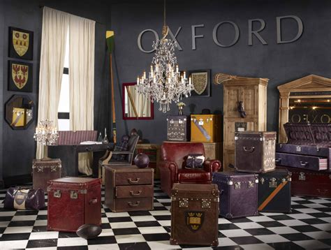 vintage british home decor discover oxford by timothy oulton collection timothy oulton