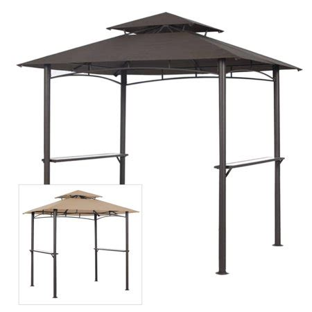 pacific casual gazebo garden winds replacement canopy top for pacific casual bbq