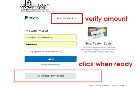 how to make payment through credit card step by step guide on how to pay using your credit card