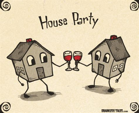 house party house party brainless tales