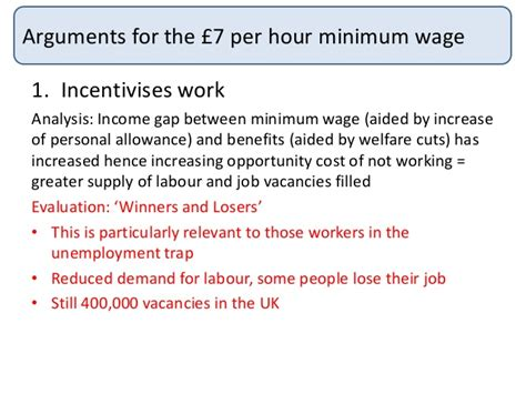 economics of minimum wage the effects of minimum wages on employment autos post