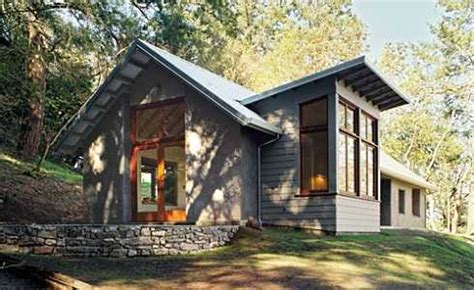 eco cabin plans eco friendly building going green
