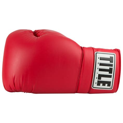 Title Boxing Jumbo Boxing Glove Title Boxing Boxing Gloves