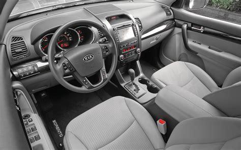 2012 Kia Sorento Interior by 2015 Kia Sorento Front Photo 3 Truck Trend Autos Post
