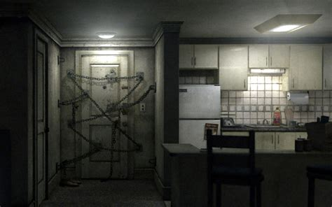 room horror horror room silent hill walldevil