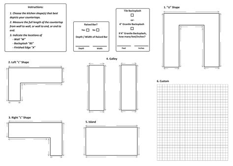 Process At Rockfab What To Bring And Expect Roanoke Lynchburg Countertop Template Process