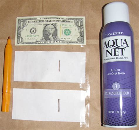 Best Paper To Make Counterfeit Money - 2010 06 11 aqua net does not defeat counterfeit test pens