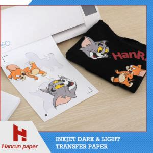 How To Make Heat Transfer Paper - china easy cutting t shirt printing inkjet transfer