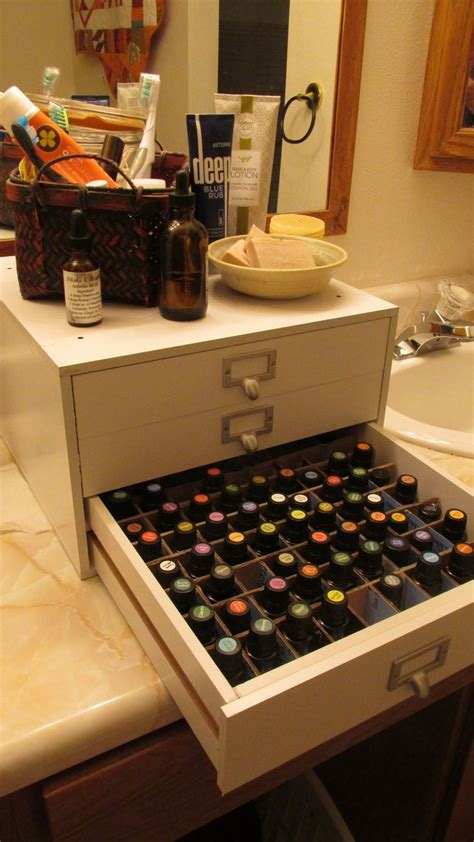 essential oil drawer organizer 186 best essential oils accessories images on