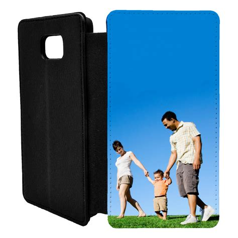 personalised gift phone flip case cover for samsung galaxy