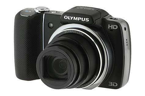 olympus compact appareil photo compact olympus sz 10 noir 3440354 darty